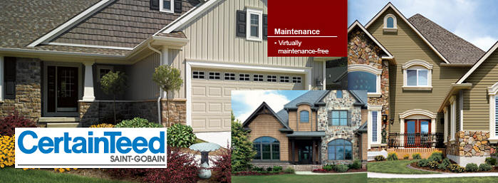 Industry Leading Brands Of Home Replacement Siding Wayne