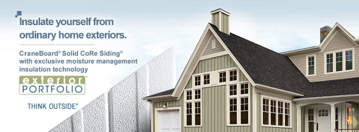 Industry Leading Brands Of Home Replacement Siding Wayne Crawford Siding Windows Seamless