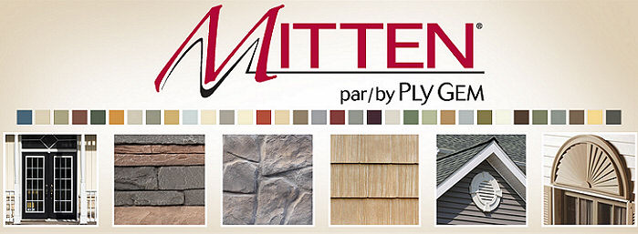 Mitten Exterior Siding Products