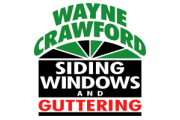 Wayne Crawford Siding - Windows - Seamless Guttering in Topeka KS 785-232-5056 & Lawrence KS 785-551-7291
